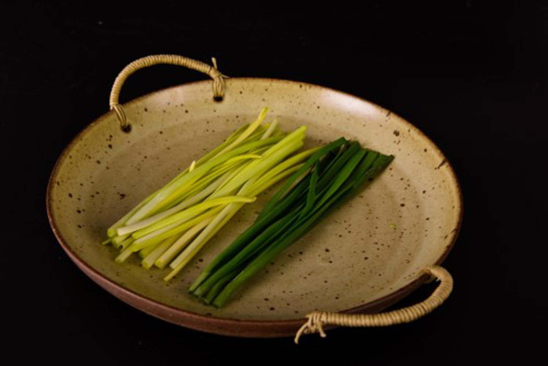 阳台种韭菜的方法图片