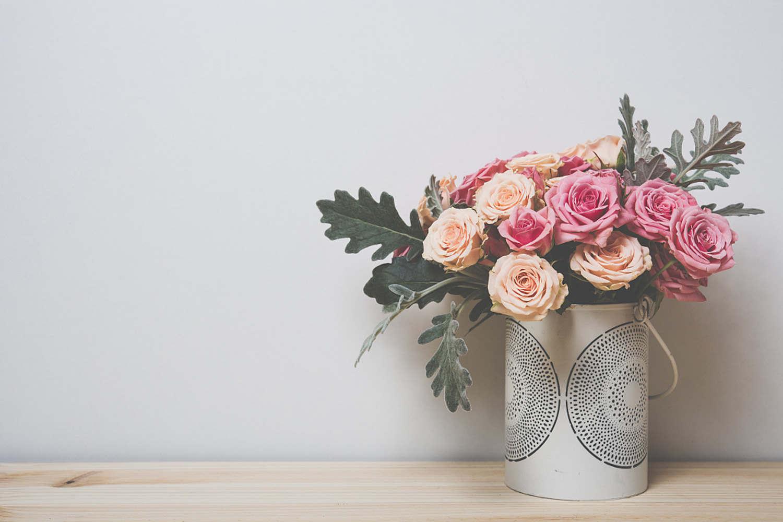 干花和永生花,手工制作过程,留住300天的美貌