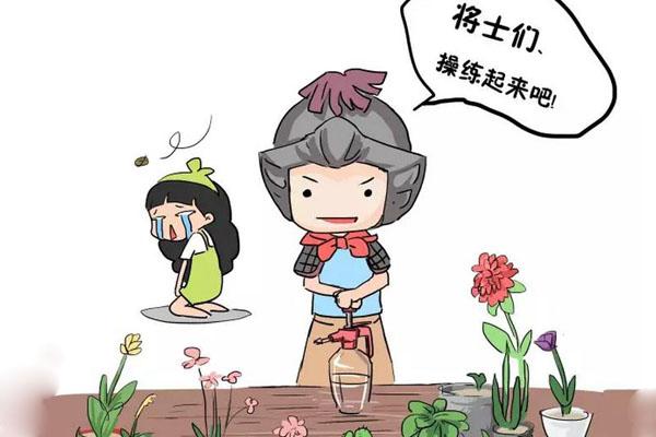 【男生版】有个喜欢养花的老公是种怎样的体验?