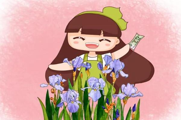 人民币上的花,有钱人都在养,越养越有钱!