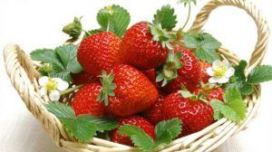草莓不能和什么一起吃