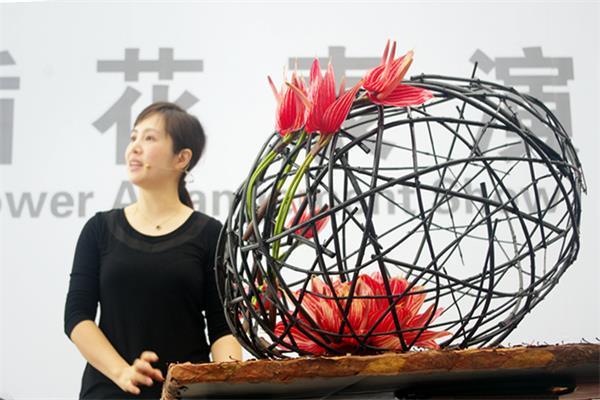 花城广州,冬日之春:2018广州国际盆栽植物及花园花店用品展览会